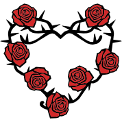 Roses-and-Thorns-Heart-