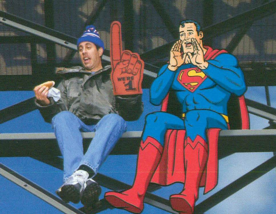 Seinfeld & Superman